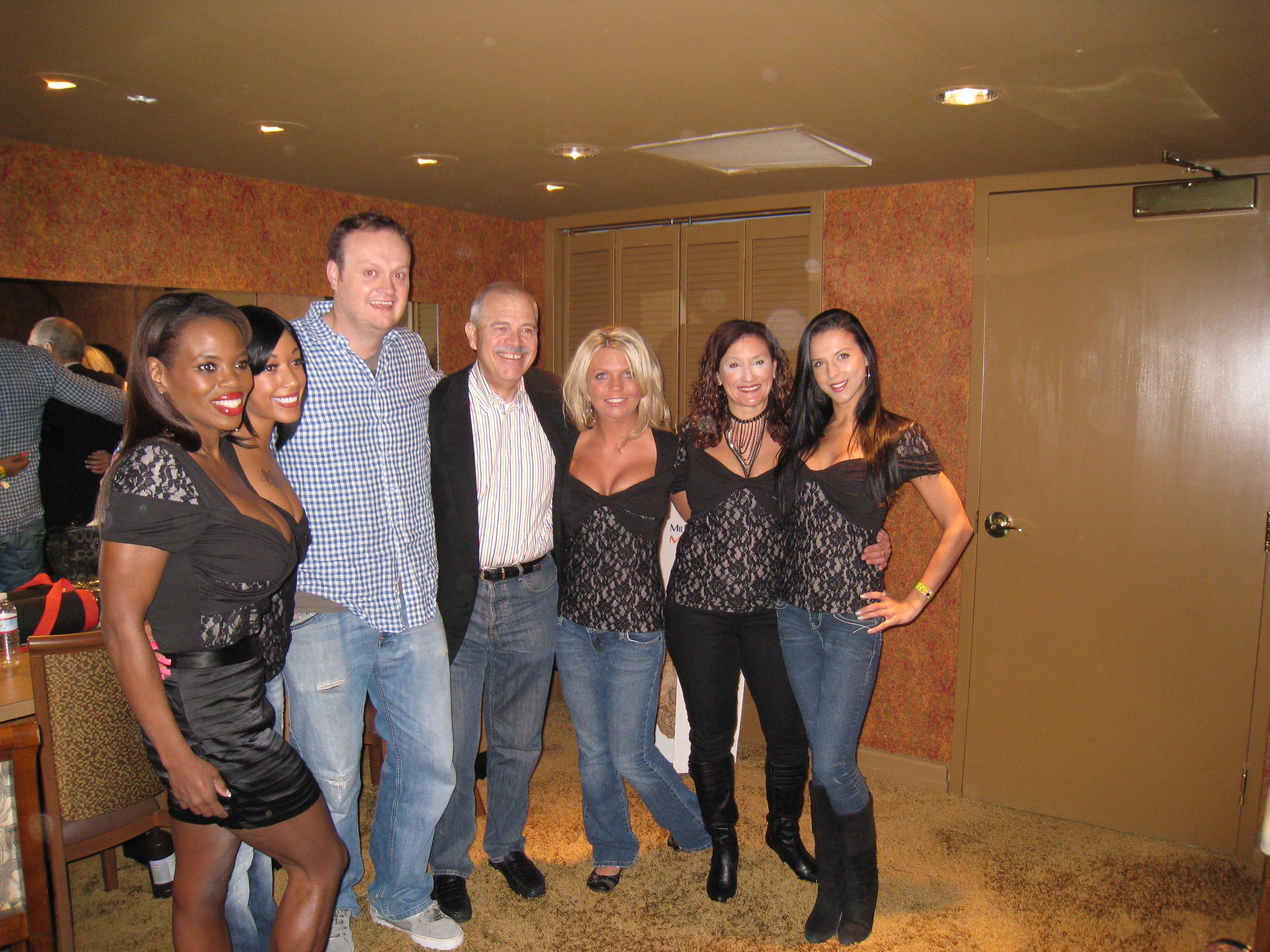 Dr Bashioum In Vegas With Kqrs Ralph Bashioum Md